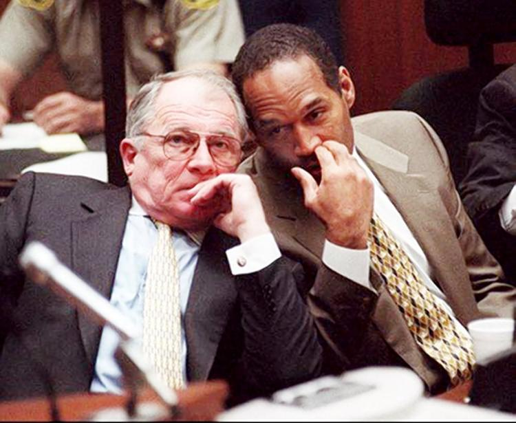 the controversial trial of oj simpson