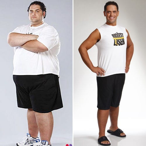 from Madden biggest loser michael winner gay