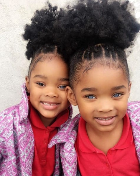 Behind Blue Eyes The Instagram Twins Who Went Viral Monagiza