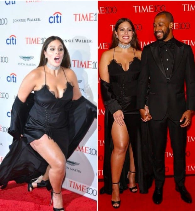 Celebrity embarrassing moments caught on camera