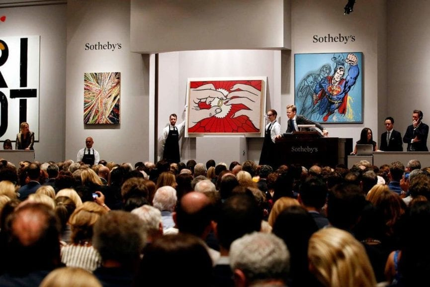 Contemporary-Evening-Auction-at-Sothebys-865x577