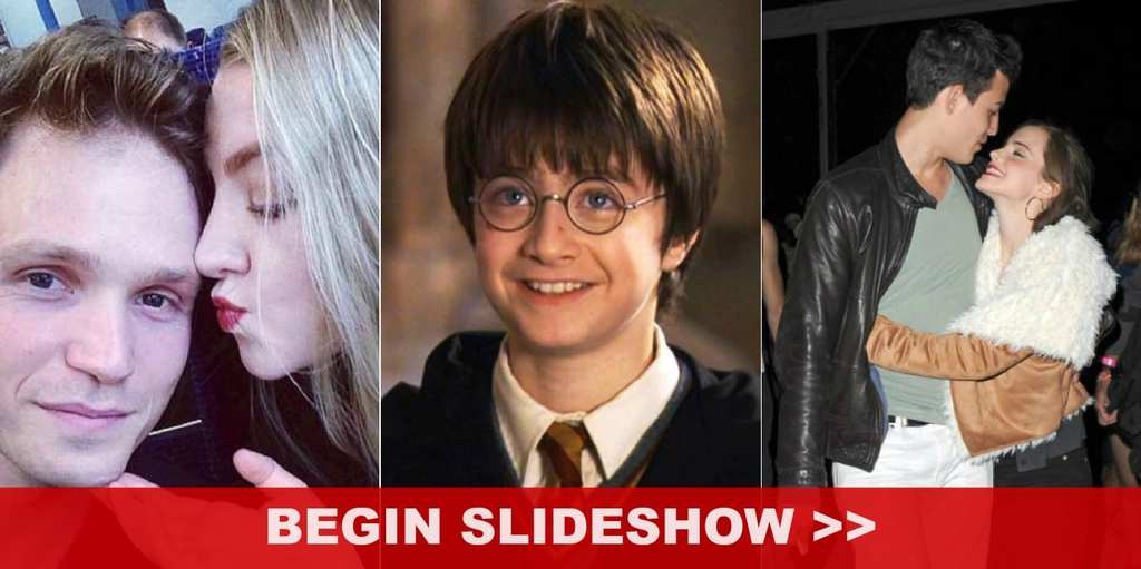 The Real-Life Couples Of Harry Potter Cast Revealed