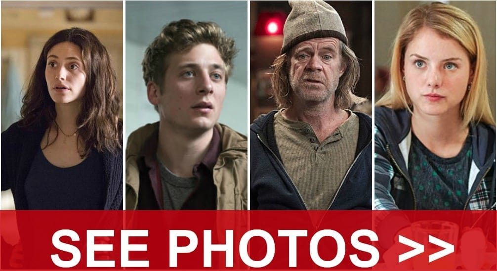 The cast of Shameless in real life   Monagiza