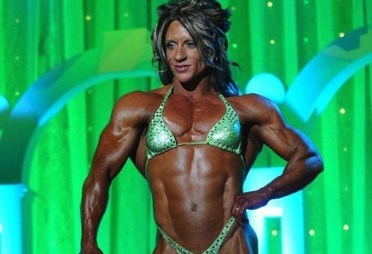 The world's biggest female bodybuilder has been through one