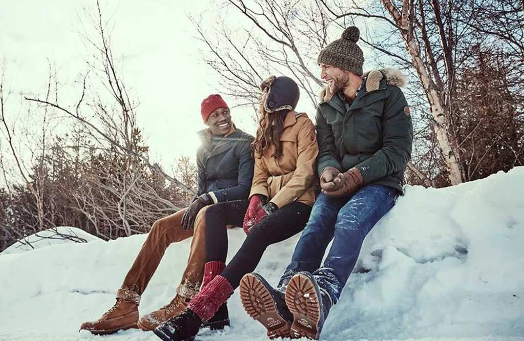 a359d2a6b They also feature fleece lining to keep your feet warm for longer. Hiking  boots are a cheaper alternative for slightly less extreme cold weather.
