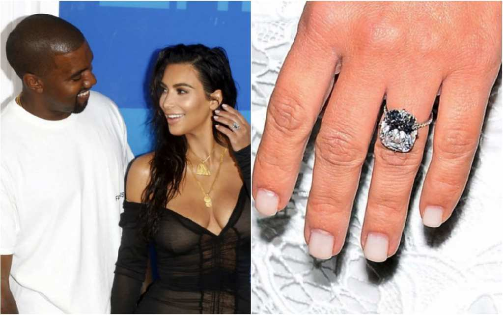 Most Unique And Spectacular Celebrity Engagement Rings And How Much They Re Worth Monagiza
