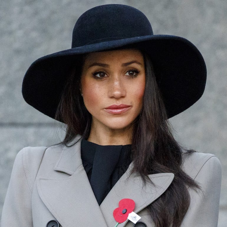 Buckingham Palace can't stop talking about Meghan Markle's