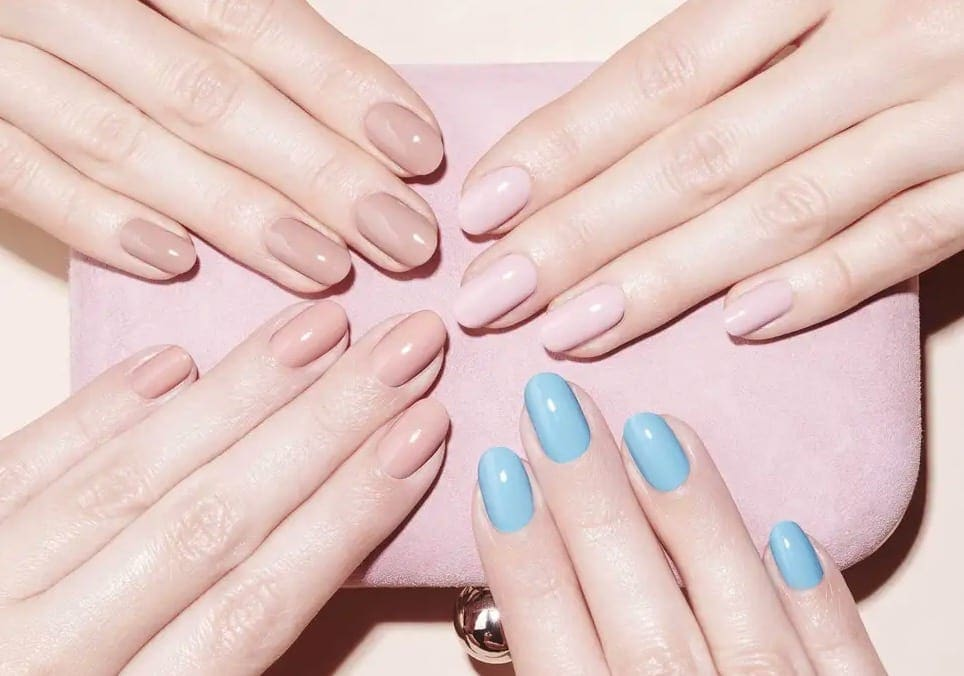6f68a307b There are several shades of nail polish to work with during fall. These  five are definitely worth considering to glam up your look