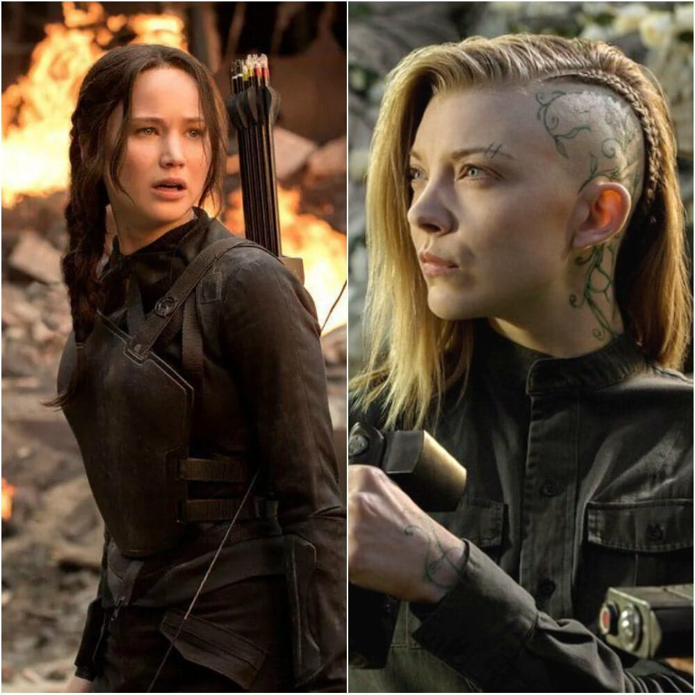 What The Women Of The Hunger Games Are Like In Real Life Monagiza