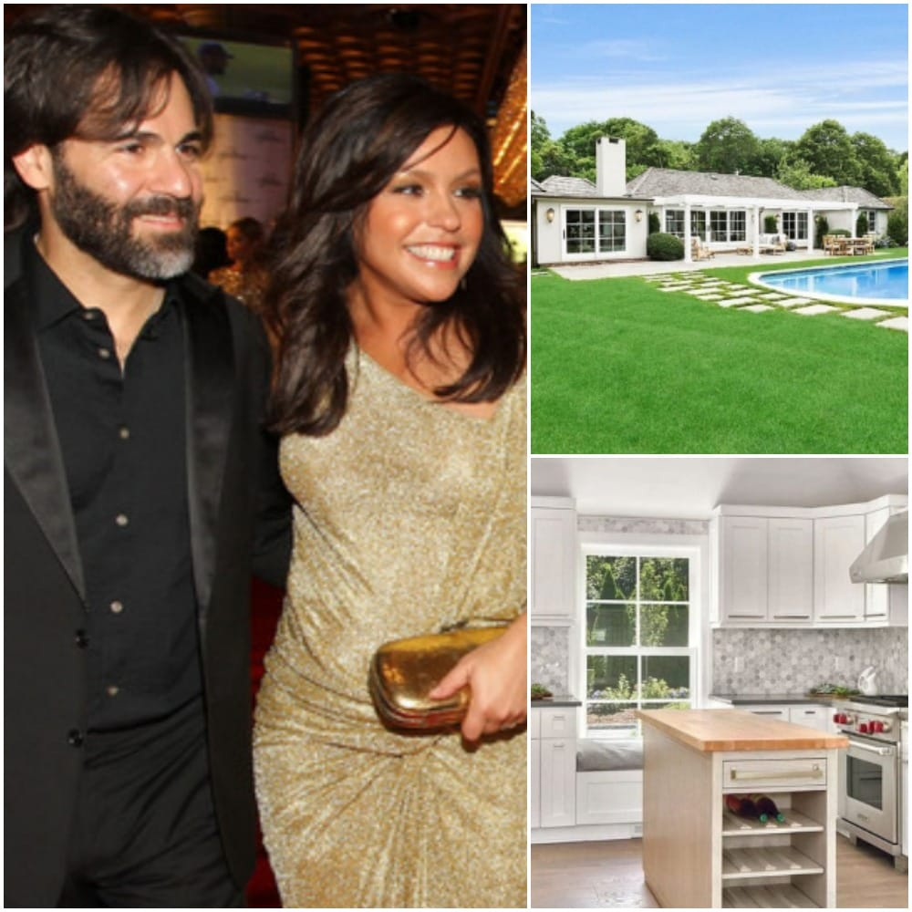 The Fabulous And Costly Lives Of Rachael Ray And Her Husband Monagiza