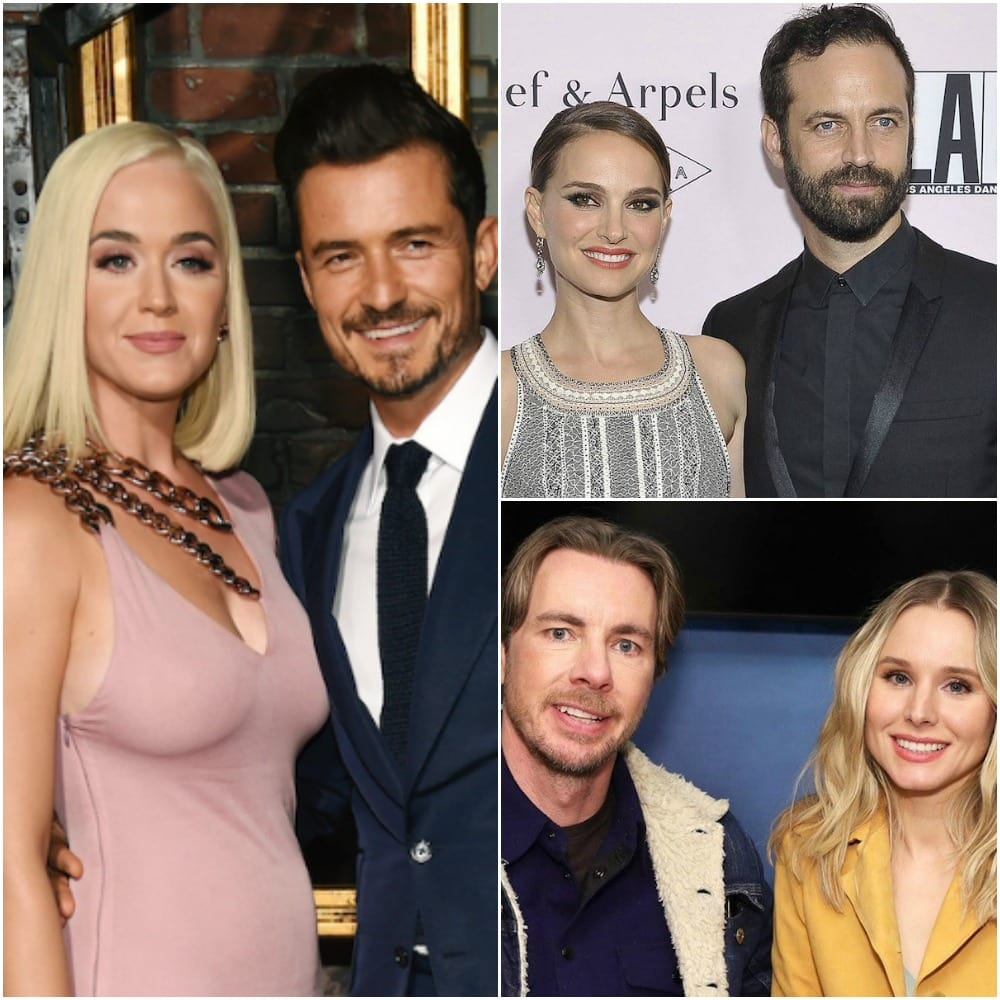 Celebrity Couples Who Had Kids Together Before Getting